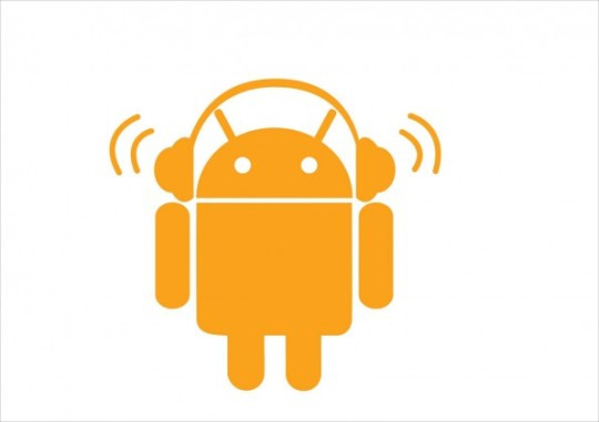 9. Droid Music Fan