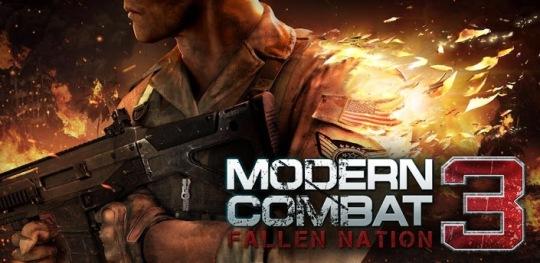 Modern Combat 3-Fallen Nation