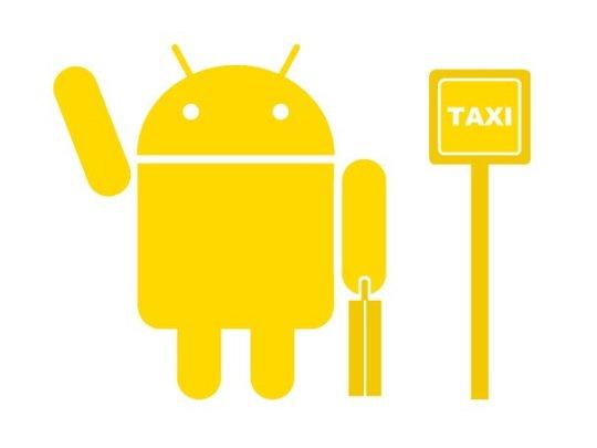 4. Hailing a Taxi