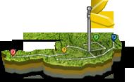 სამარშრუტო სქემის რუკა